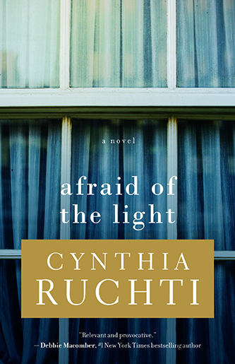 Cynthia Ruchti - Afraid of the Light