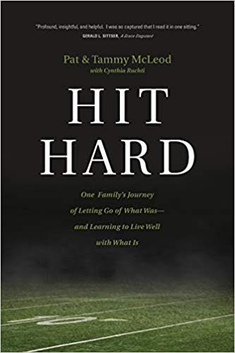 Hit Hard - Cynthia Ruchti