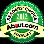 Readers' Choice Finalist 2012